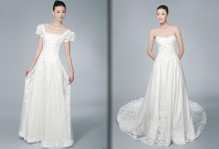 中式婚纱礼服定制