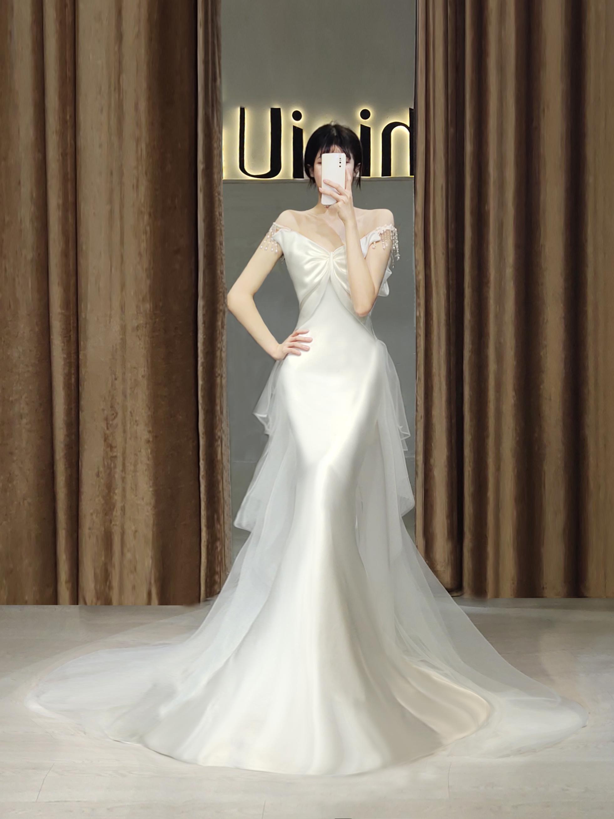 公主婚纱设计师_作品欣赏 - ShiniUni婚纱礼服高级定制设计 - 设计师品牌